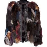 "fur jacket ""crush"""