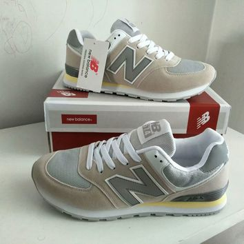 """""""New Balance"""" Fashion Casual All-match Male Female N Words Breathable Couple Sneakers Shoes"""