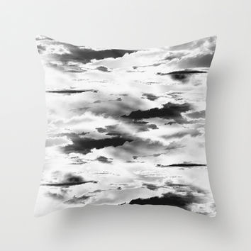 Combateur V Throw Pillow by HappyMelvin Graphicus