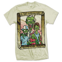 A Day To Remember: Welcome To The Family T-Shirt (White)