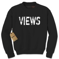 Views Summer '16 Hip Hop Adult Crewneck Sweatshirt