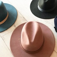 Assorted Wool Hats