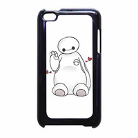 Hello I Love Baymax iPod Touch 4th Generation Case