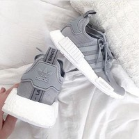 Tagre™ Adidas NMD Women Men Fashion Trending Sneakers Running Sports Shoes
