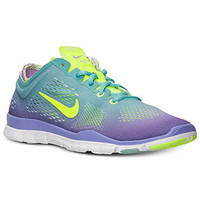 Nike Women's Free TR Fit 4 Print Training Sneakers from Finish Line