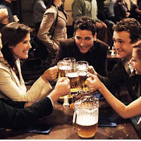 How I Met Your Mother Cast Poster 11x17