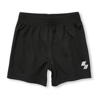 Toddler Boys PLACE Sport Solid Mesh Shorts | The Children's Place