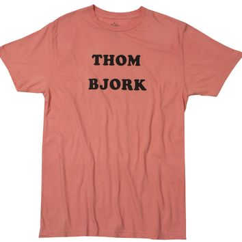 Thom Bjork graphic tee by Altru Apparel
