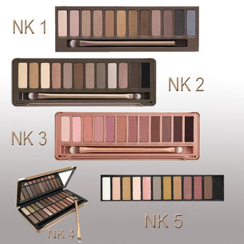 NK Designer Eye Shadow Palette