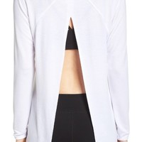 Zella Up & Away Pullover | Nordstrom