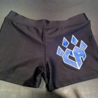 Competition Hot Pants