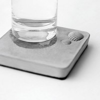 Water Absorbent Coaster - Kitchen & Dining - Home & Office - Yanko Design
