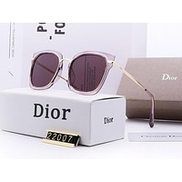 Dior hot seller for ladies' and ladies' fashionable high-definition polarized sunglasses