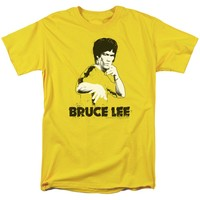 Bruce Lee - Suit Splatter