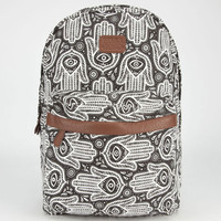 Billabong Hand To Hand Backpack Black Combo One Size For Women 23749614901
