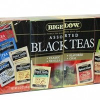 Bigelow Assorted Black Teas - 72 Tea Bags - Classic, Vanilla, Flavored, Chai:Amazon:Grocery & Gourmet Food