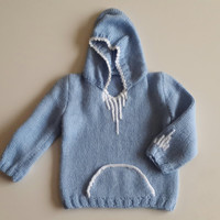baby hooded sweater child sweater knitting clothes gift for baby children sweater boys hooded sweater knitting baby sweaters baby shower boy