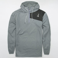 Imperial Motion Vector Mens Reflective Windbreaker Silver  In Sizes