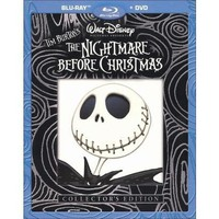 The Nightmare Before Christmas (Collector's Edition) (2 Discs) (Blu-ray/DVD)