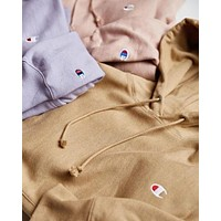 Champion Reverse Weave Hoodie Sweatshirt(6-Color)