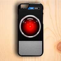 Dream colorful Hal 9000 Hello Dave iPhone 6 Plus Case