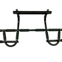 Wacces New Chin Up Pull Up Doorway Gym Multi-Function Iron Bar