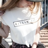 Brandy & Melville Deutschland - Caleigh Killin it Top
