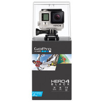 Gopro Hero4 Black Black One Size For Men 25312210001