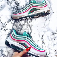 shosouvenir  : nike air max 97 Women's leisure air cushion running shoes