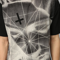 Black Scale Pieta Graphic Tee - Urban Outfitters