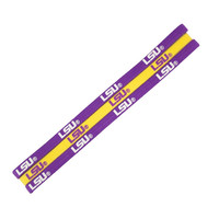LSU Tigers NCAA Elastic Headband