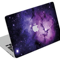 Stickers Macbook Decal Skin Macbook Air Skin Pro Skins Retina Cover Galaxy Space Hipster SWAG  Picture Christmas Gift New Year ( rm24)