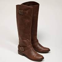 AEO Buckled Riding Boot   American Eagle Outfitters
