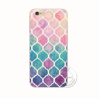 iPhone 7 and iPhone 7 Plus Case - Unique Fashion Design with Slim Fit - Mosaic Patterns