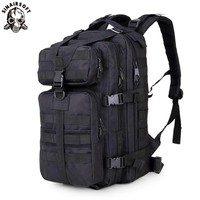 3P Military Bag Army Tactical Outdoor Camping Men's Military Tactical Backpack Oxford for Cycling Hiking Sports Climbing Bag 30L