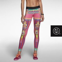 The Nike Pro Magical Kaleidoscope Women's Tights.