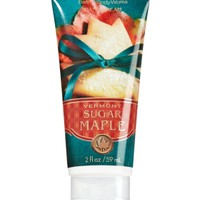 Vermont Sugar Maple Hand Cream   - Anti-Bacterial - Bath & Body Works