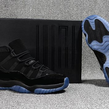 """Air Jordan Retro 11 """"Cap And Gown"""" Basketball Shoes Men Women 11s Sneakers High Quality With Shoes Box"""