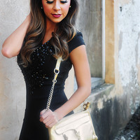 What We Do Best Purse: Gold - One