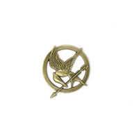 Hunger Games Mockingjay Pin – Spirit Halloween