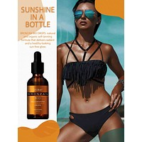BRONZAN TAN BIO Rejuvenating Self Tanning Drops - 30ml