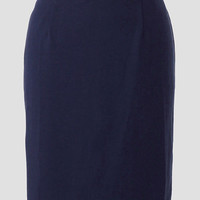 Pembroke Square Belted Skirt