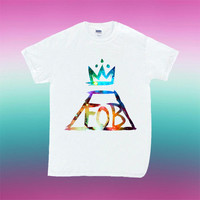 fob fall out boy for T Shirt Mens and T Shirt Girls