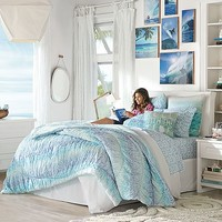 Kelly Slater Aegean Ruched Bedroom