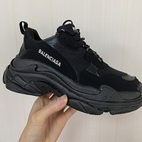 Balenciaga Stylish and versatile Daddy shoes, light, breathable, sports casual shoes, lady-3