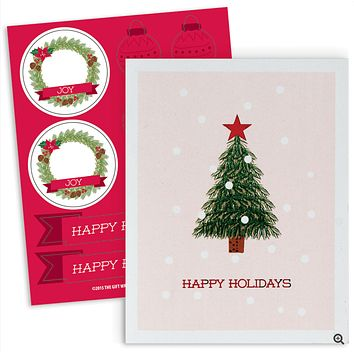 Little Tree Small Boxed Cards