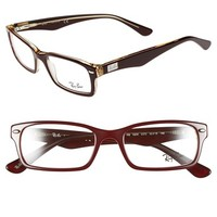 Women's Ray-Ban 52mm Optical Glasses (Online Only)