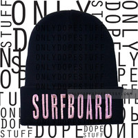 Surfboard Beanie Beyonce Embroidered Yonce Drunk In Love Watermelon Queen Bey Flawless Unisex Wear with Surfboard Sweatshirt On the Run Tour