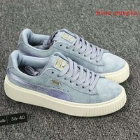 Puma Rihanna suede Casual Running Sport Shoes Sneakers H-A36H-MY
