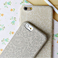 Summer Floral Protect iPhone 5s 6 6s Plus Case